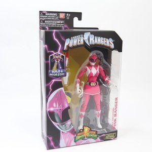 Mighty Morphin Power Rangers Pink Ranger Figure